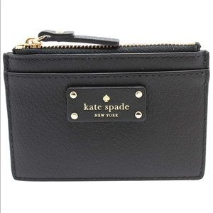 Kate Spade Adi Grove Street Pebbled Leather Wallet